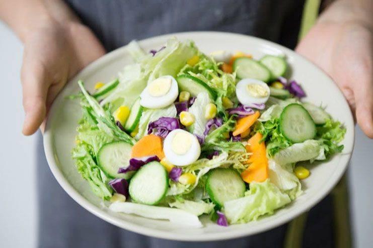 Какие салаты можно есть кормящей маме? - дети, кормящая мама, что кушать кормящей маме, полезные салаты
