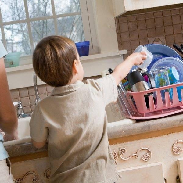 Консультация для родителей «почему дети должны помогать родителям по дому?»