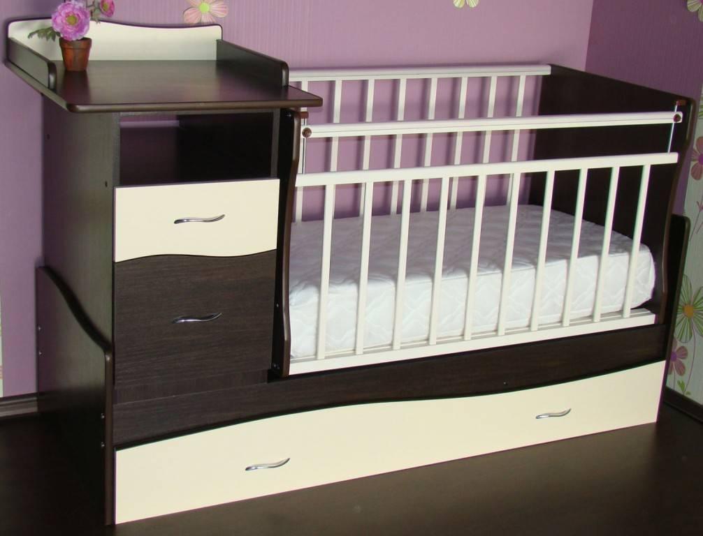 Круглая кровать трансформер для детей: виды, комплектация, способы трансформации. кроватка-трансформер – фото лучших моделей и обзор производителей многофункциональных кроватей