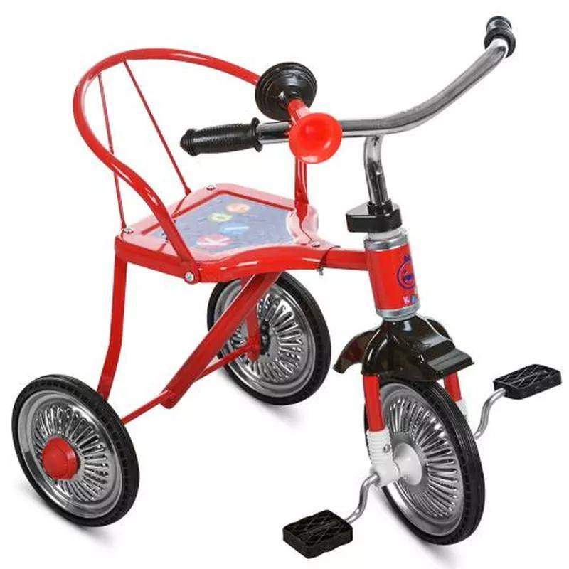 10 лучших детских трехколесных велосипедов
