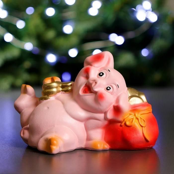 Поделки на 2019 год свиньи: 65+ (фото) классных игрушек (+отзывы)