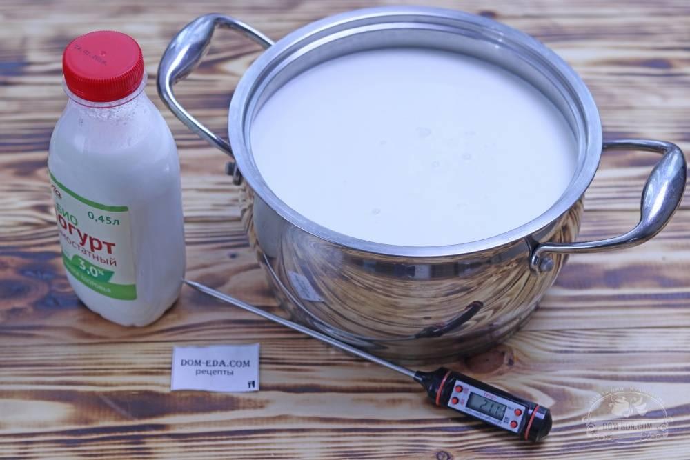 Йогурт для прикорма грудничка: советы опытных родителей