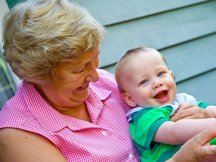 Важность общения с бабушками и дедушками