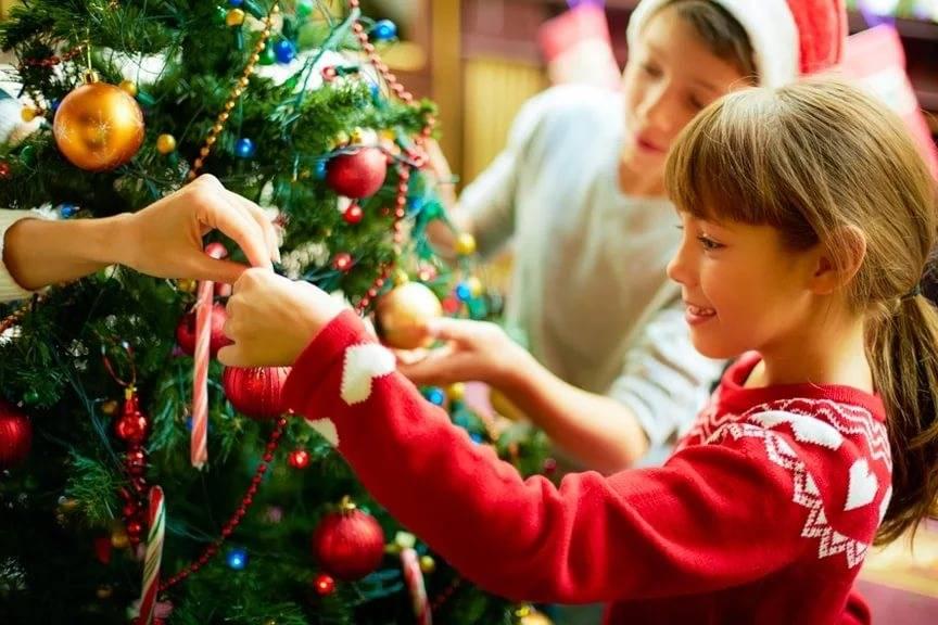 Беседа с детьми 4–5 лет о праздновании нового года. воспитателям детских садов, школьным учителям и педагогам - маам.ру