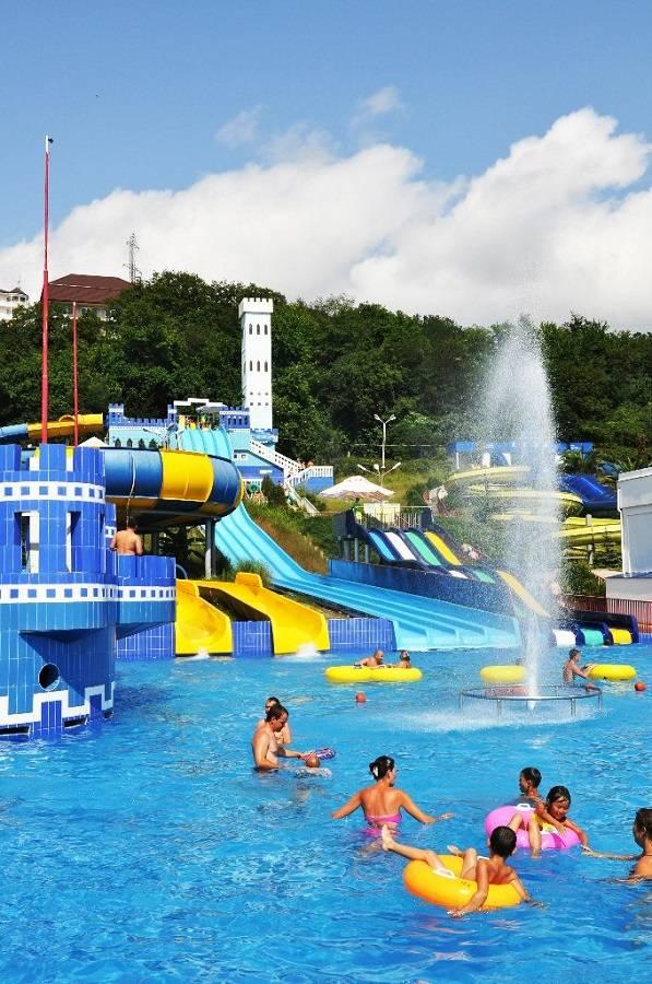 Лучшие аквапарки россии: рейтинг - thailand-trip.org