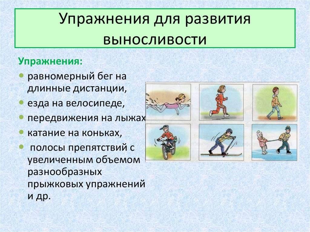 Физическое развитие ребенка в домашних условиях
