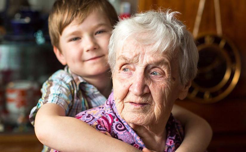 4 типа бабушек, которых больше всего любят внуки: новости, бабушка, внуки, воспитание, психология, дети