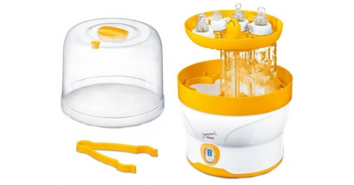 Стерилизатор для бутылочек: 3 вида прибора, 9 лучших моделей