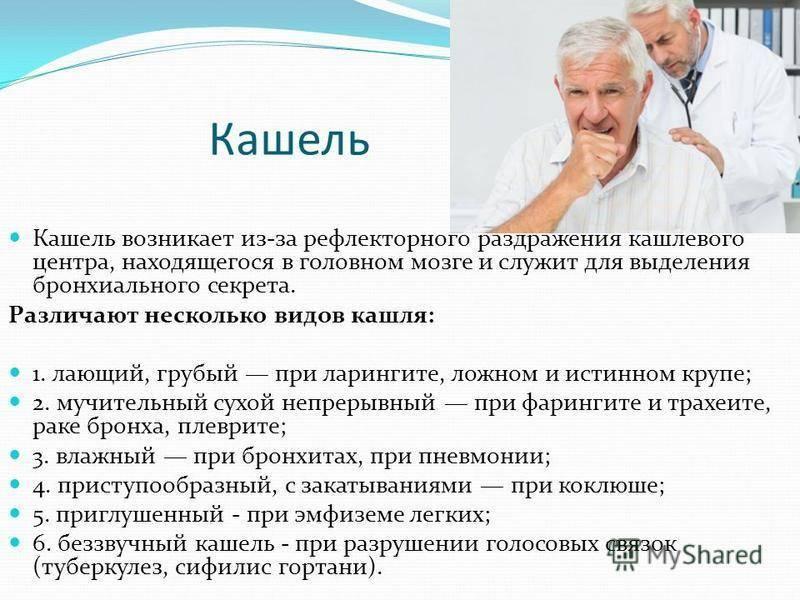 Лечение кашля и осипшего голоса