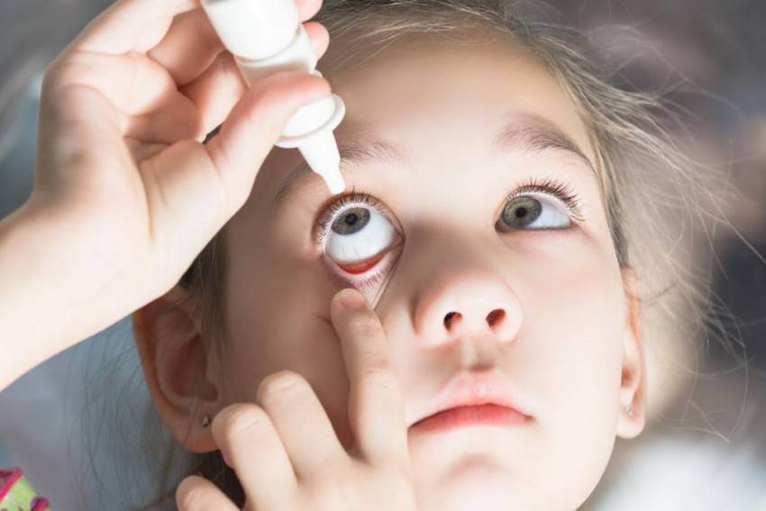 Особенности протекания и лечения аденовирусного конъюнктивита у детей