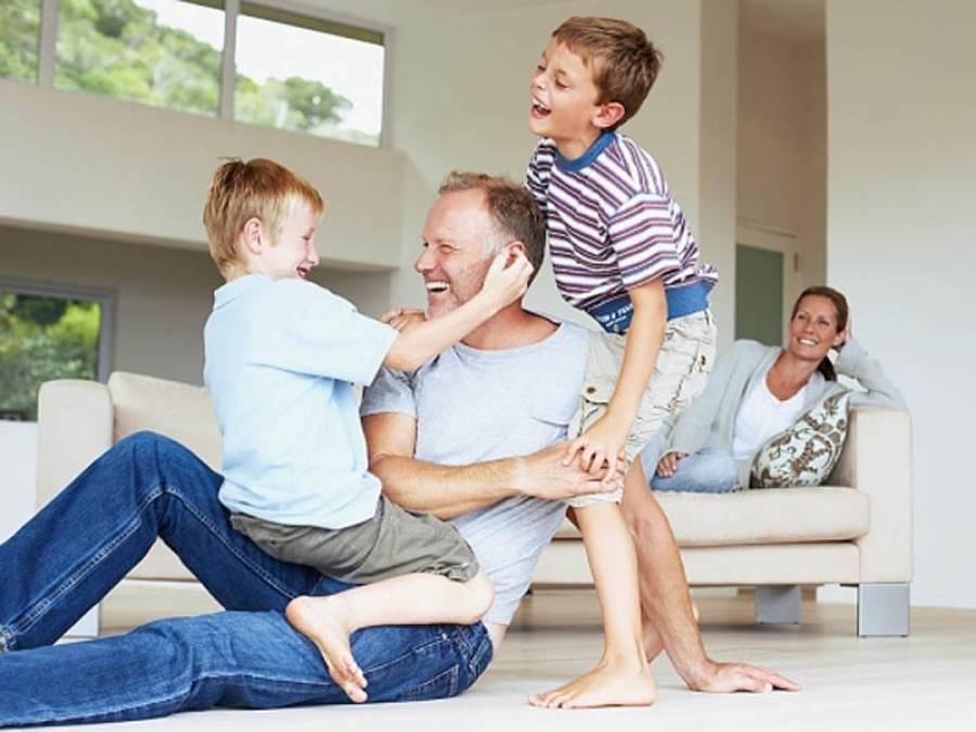 Дружная семья гору свернет, или как преодолеть разногласия в воспитании ребенка