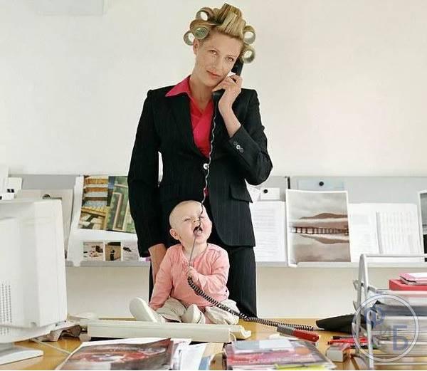 Работа после выхода из декрета: как избавиться от страхов | lady.tut.by