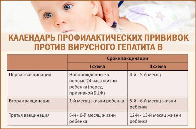 Прививки новорожденным в роддоме за и против комаровский