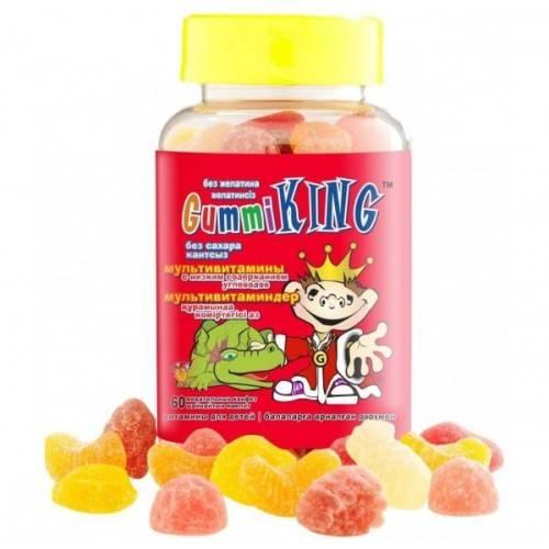 Какие витамины необходимы детскому организму?