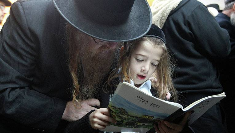 6 золотых правил воспитания от еврейских мам