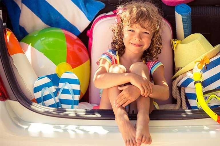 Полный список вещей для поездки на море с ребенком – то что пригодиться в дороге и на пляже