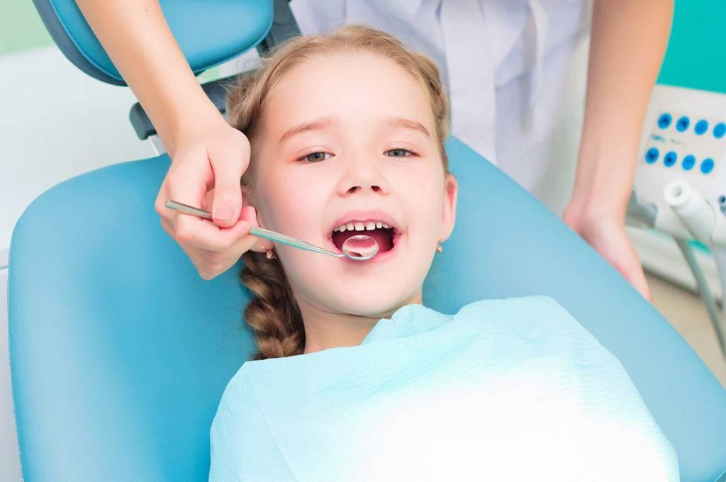 Причины пульпита молочного зуба у детей