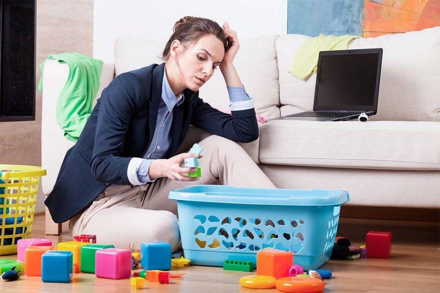 Как не сойти с ума с двухлетним ребенком: лайфхаки для мамы
