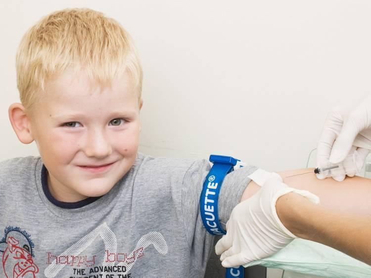 Правила подготовки к проведению исследований у детей