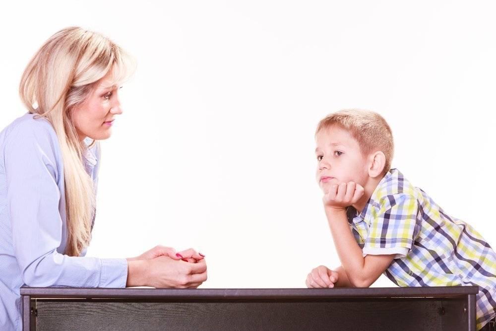 Как наказывать ребенка правильно?