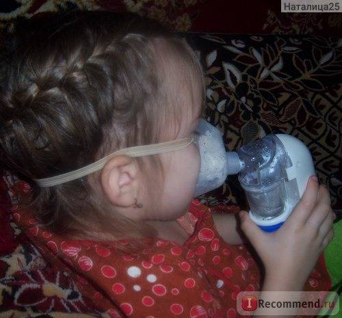 Лечим простуду (ингаляции, прогревания, полоскания)