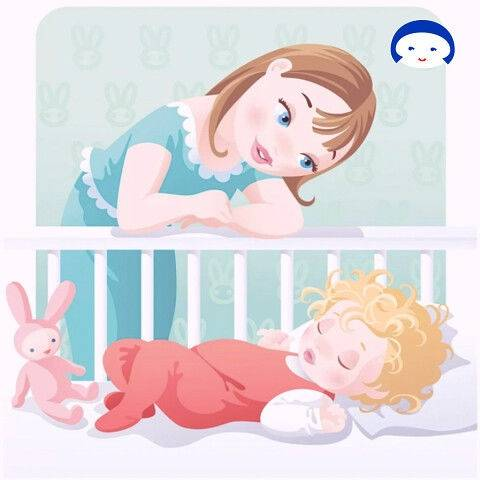 Как уложить малыша спать: 11 эффективных приемов