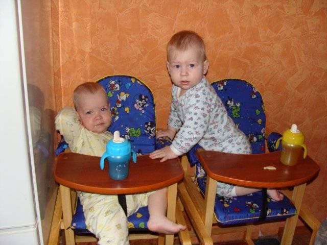 Дети-погодки - трудности и проблемы