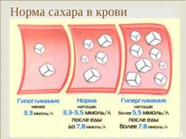 Норма сахара в крови у детей по возрасту: таблица, какой показатель считается нормой?