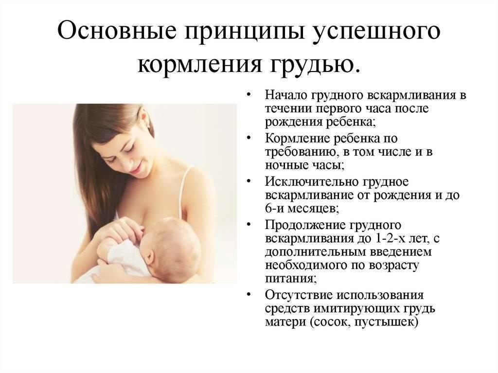 Грудное вскармливание: советы кормящей маме (часть 3)
