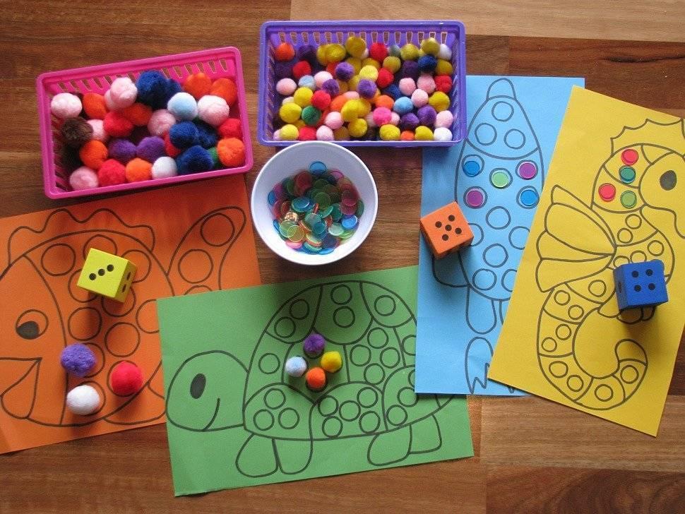 Развивающие игры для ребёнка в 4 года. как заниматься и играть с детьми в 4 года