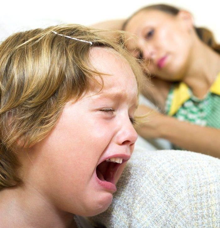 Как бороться с капризами ребенка в 3 года?