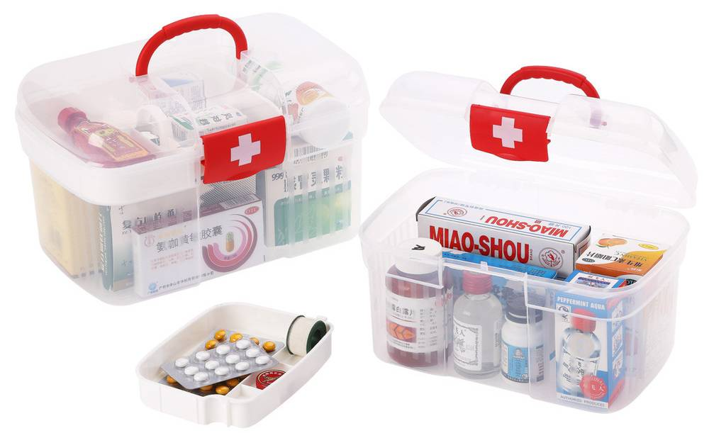 Собираем детскую аптечку на море с ребенком