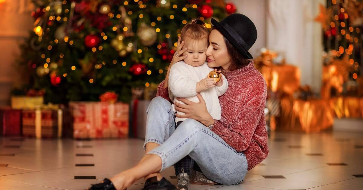 Как готовиться к новому году с ребенком?