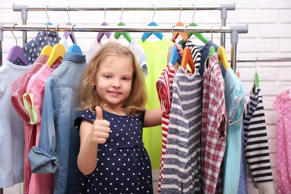 Как правильно выбрать одежду для ребенка: несколько практических советов