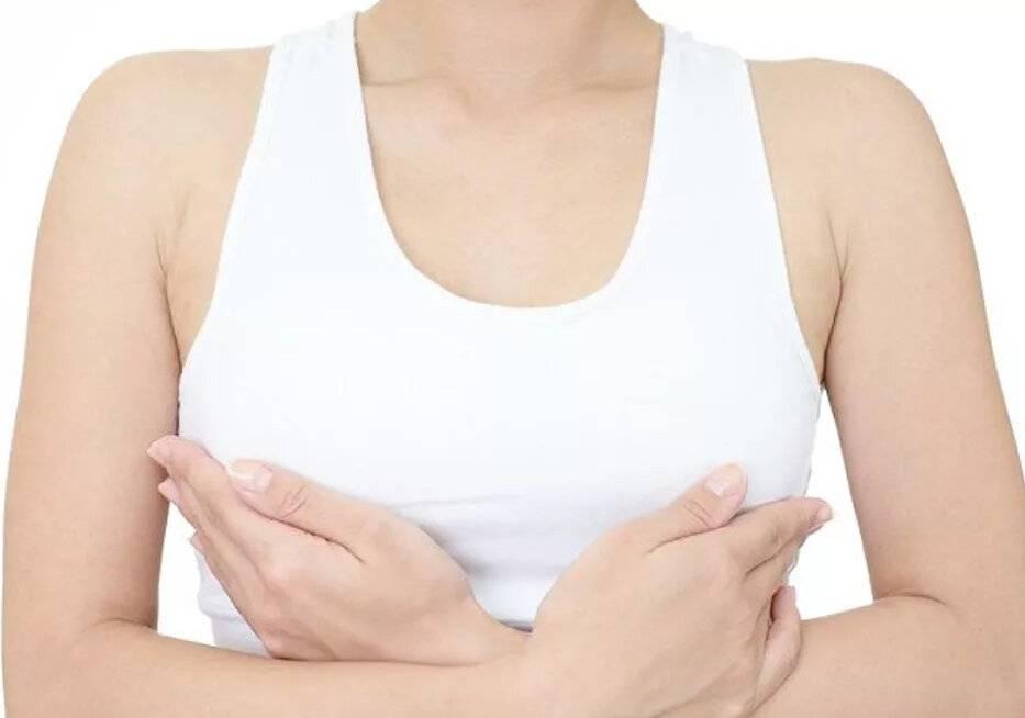 Боль в молочных железах — симптом больших проблем