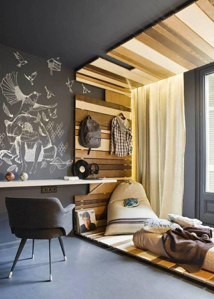 Шторы для мальчика-подростка (30 фото): занавески в детскую комнату, дизайн штор в спальню в современном стиле