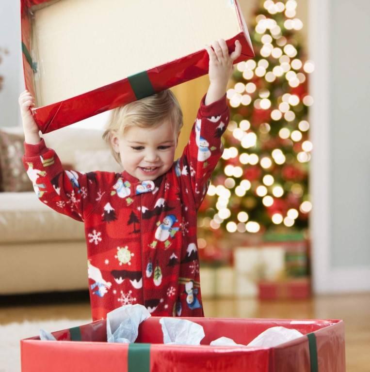 Подарки на новый год с wow-эффектом. 35 идей для детей с рождения до 14 лет