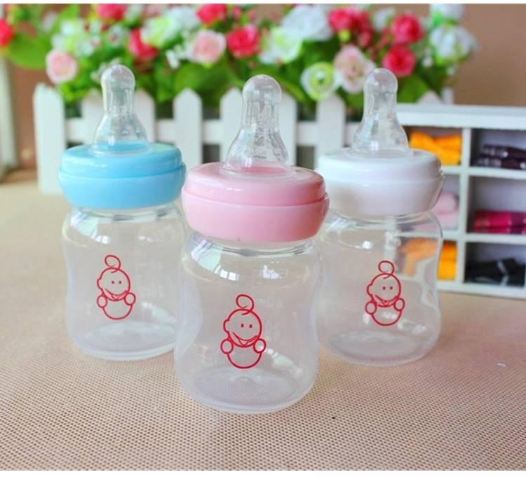 Современные бутылочки для кормления новорожденных: как выбрать лучшую?