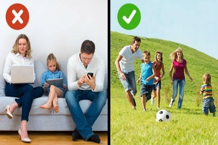 Зависимость от телефона у детей: признаки и методы борьбы