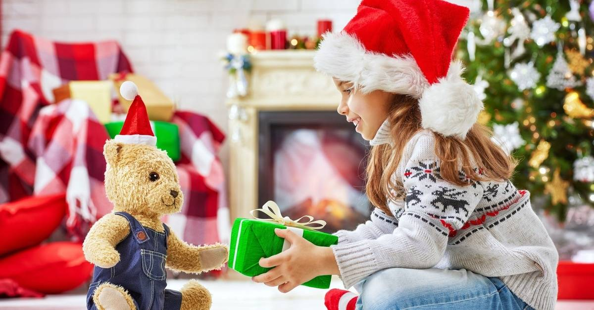 Что подарить ребенку на новый год 2021 - лучшие идеи подарков
