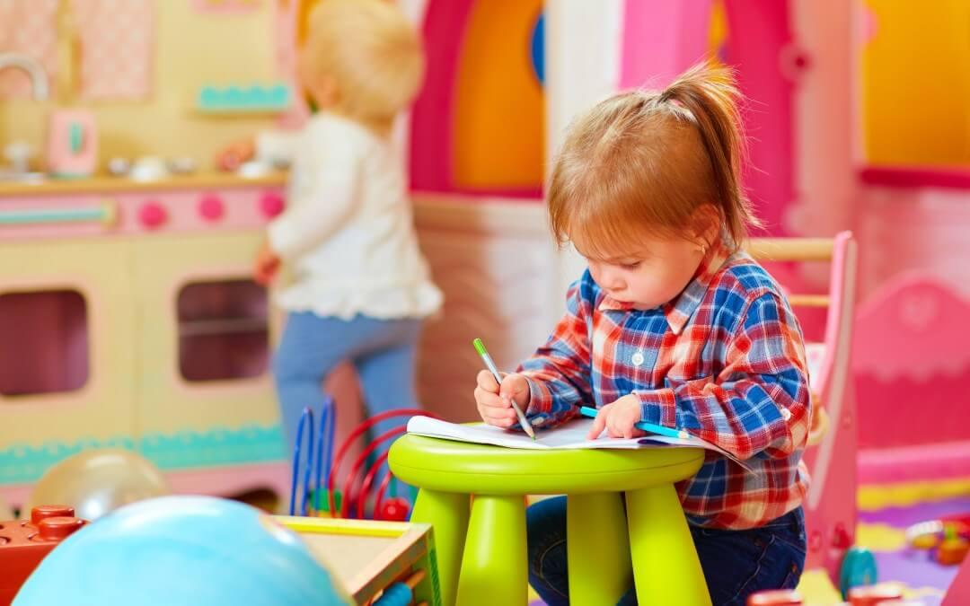 Что лучше: няня или детский сад?  | 7hands