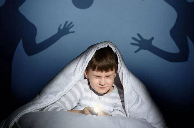Ребенок боится школы