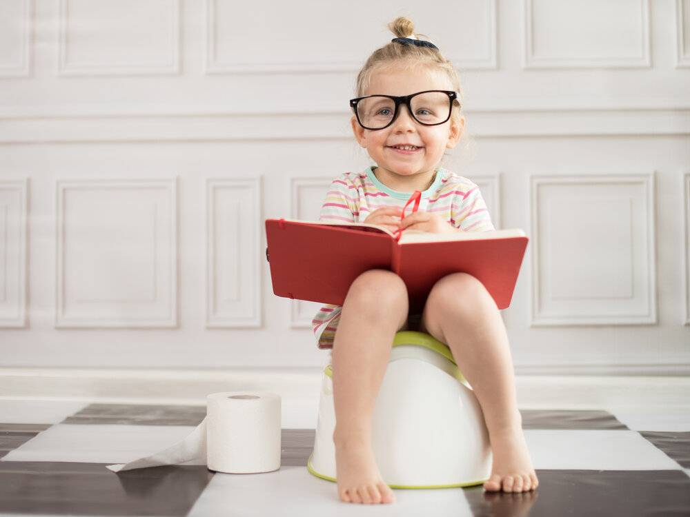 Я научила ходить дочку на горшок за 5 дней: мои 7 простых шагов для результата