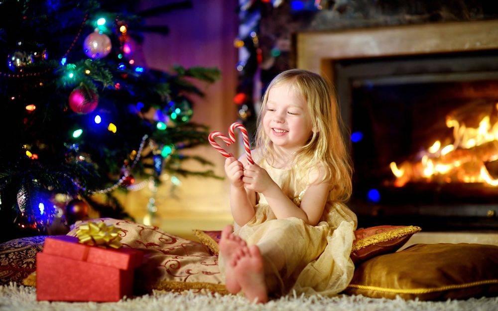 5 плюсов празднования Нового года с ребенком