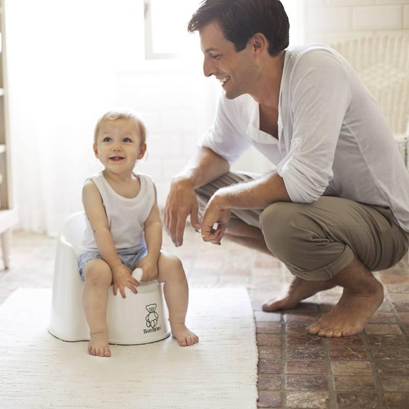 Как приучить ребенка к горшку быстро и без слез