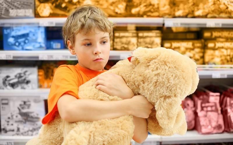 Как противостоять детскому «купи»?
