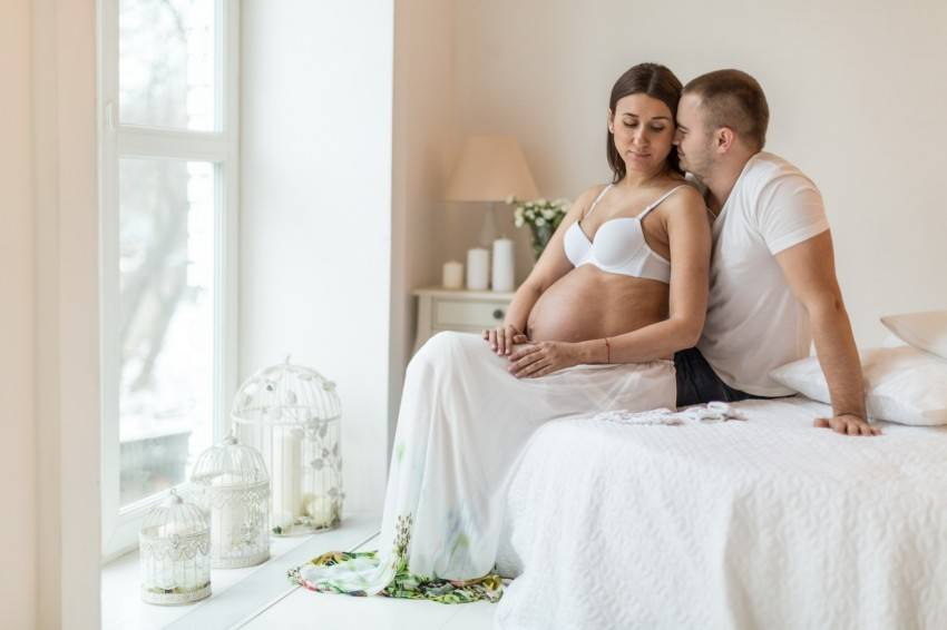 Можно ли не предохраняться при беременности?