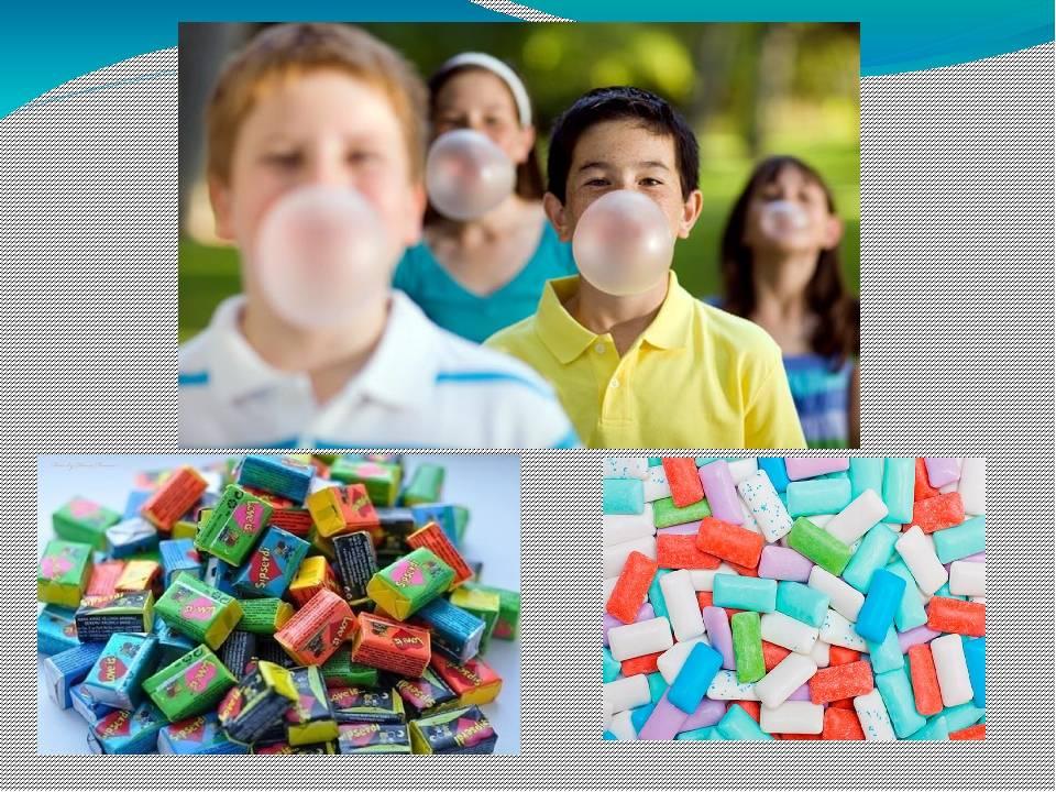 Жевательная резинка: вред и польза для ребенка - ребёнок.ру - медиаплатформа миртесен