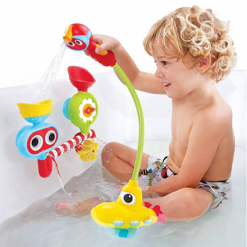 Игрушки для ванны: разновидности и советы по выбору