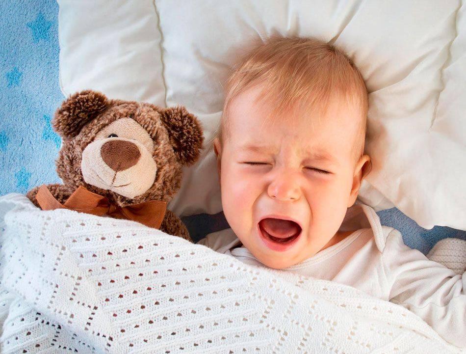 Ребенок ночью кричит и плачет от страха: что происходит?